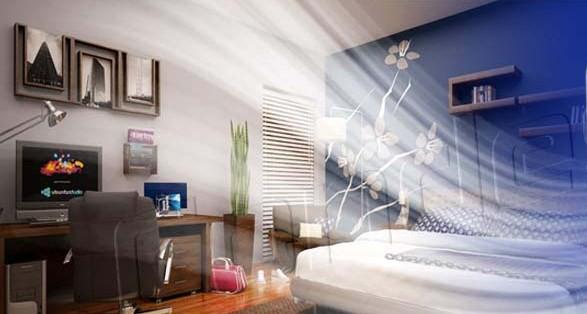 ozonator - ozonowanie pomieszczeń